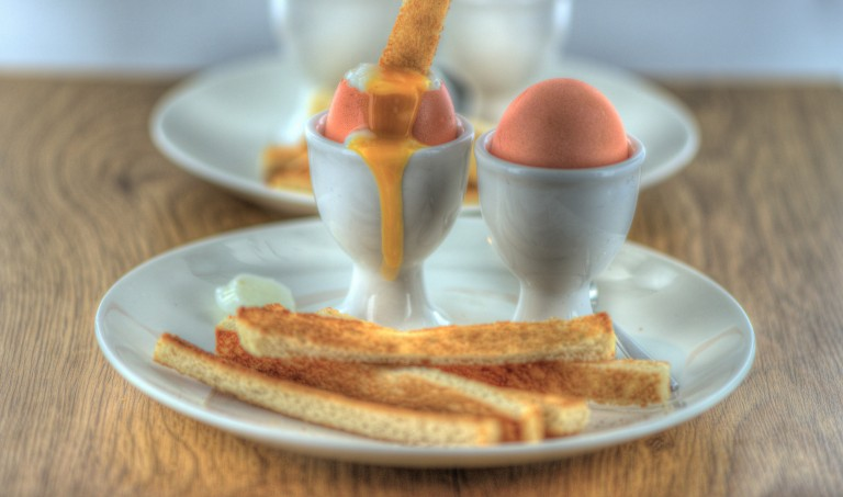 Dippy eggs - Allergen blog