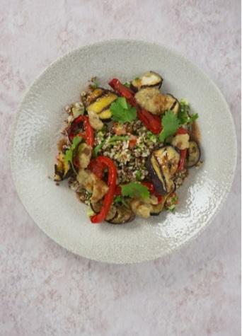 Persian Grain Salad